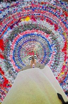 Carpet, Matt, Feet, Foppery, Colorful, Handmade
