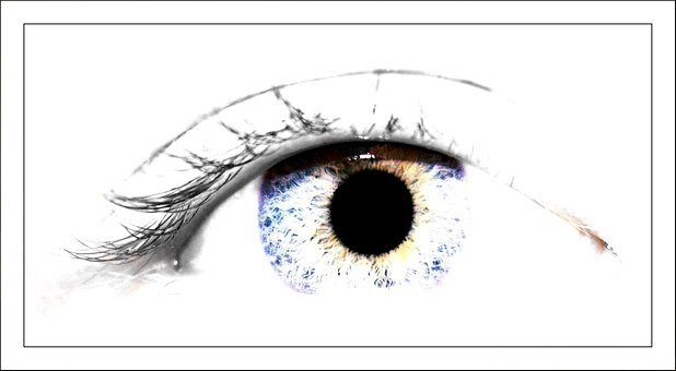 Eye, Pupil, Iris, See, Eyelashes, Lens, Close Up, Macro