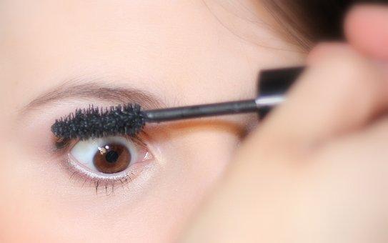Eye, Makup, Woman, Look, Pupil, Iris, Eyelashes