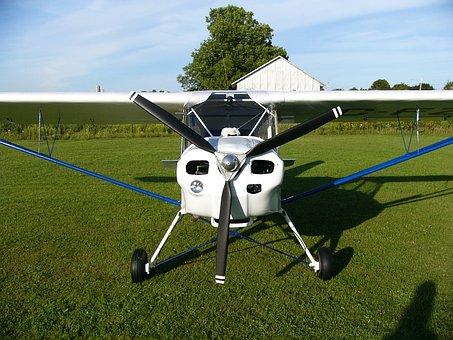 Norman Aviation, Plane, J6, Airplane, Private, Sky