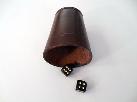 Cube, Gambling, Instantaneous Speed, Pay, Play, Random
