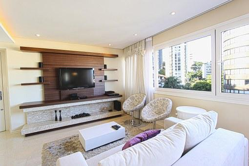 Luggage, Decoration, Sofa, Apartment, Modern Apartment