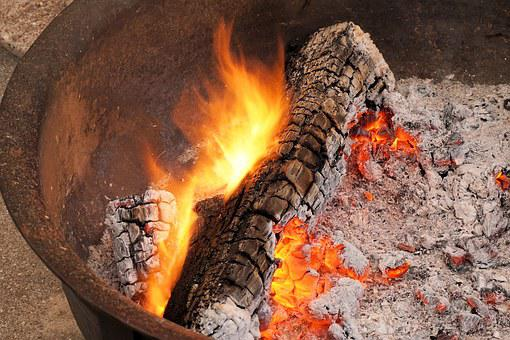 Fire, Flame, Wood, Wood Fire, Campfire, Hot, Brand