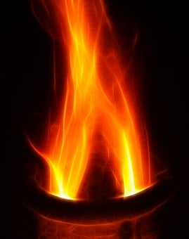 Fire, Abstract, Heiss, Burn, Fireplace, Oven, Camping