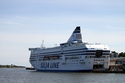 Ferry, Ship, Boot, Cruiser, Holiday, On Lake, Ocean