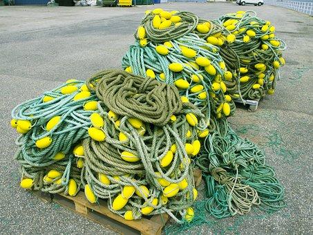 Fishing Nets, Port Ribadeo, Lugo