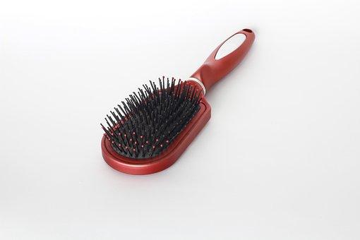 Comb, Hair, Beauty, Szczotks