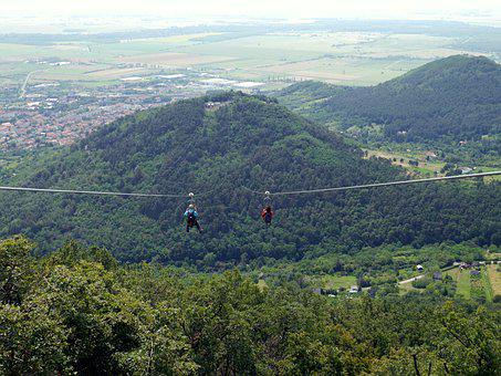 Adrenaline, The Cable Car, Hungary, Magas-hegy