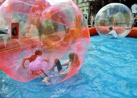 Zorbink, Sphere, Fun, Zorbing, Inflatable Balls