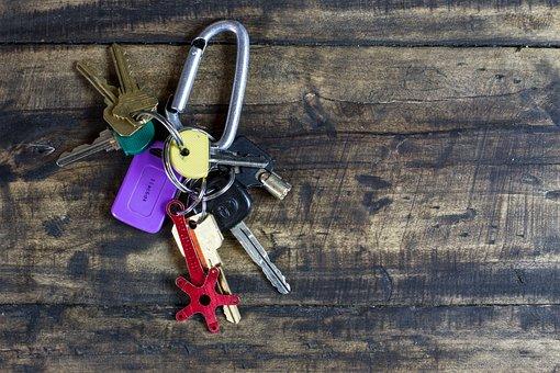 Keys, Key, Lock, Security, Home, Access, Success