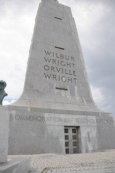 Wilbur Wright, Orville Wright, Kitty Hawk