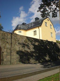 Prison, Wall, Långholmen, Stockholm