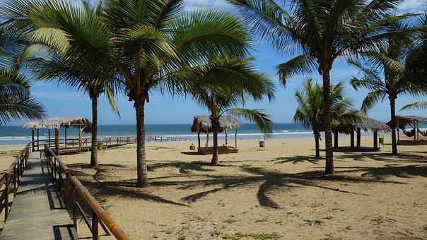 Ecuador, Manabi, Puerto Lopez, Tourism, Travel, Nature