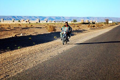 Morocco, Africa, Desert, Marroc, Sand, Loneliness
