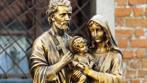 The Holy Family, Msf, Kazimierz Biskupi