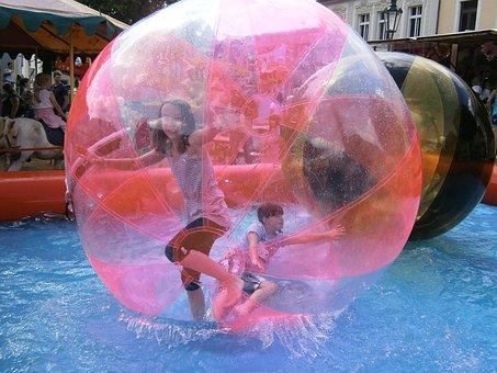 Sphere, Game, Pilgrimage, Pleasure, Zorbing