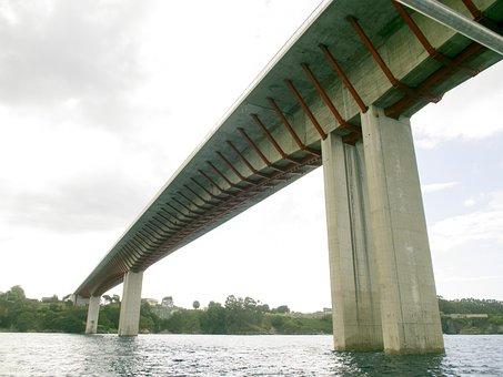 Bridge, Ribadeo, Engineering