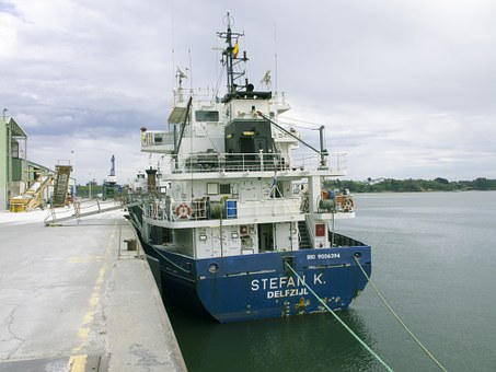 Boat, Port, Ribadeo Lugo