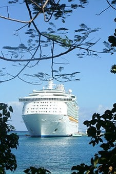 Cruise, Ship, Sea, Cruise Ships, Water, Ocean, Pier