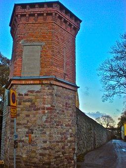 Prison Wall, Långholmen, Stockholm