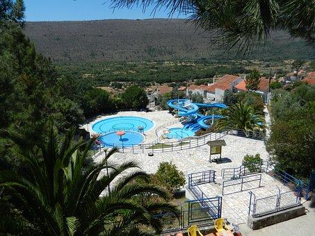Water Park, Air Look, Portugal