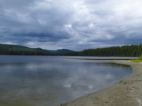 Bosk Lake, British Columbia, Canada, Weather