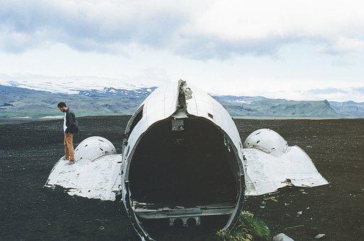 Airplane Crash, Crash, Accident, Survivor, Alone