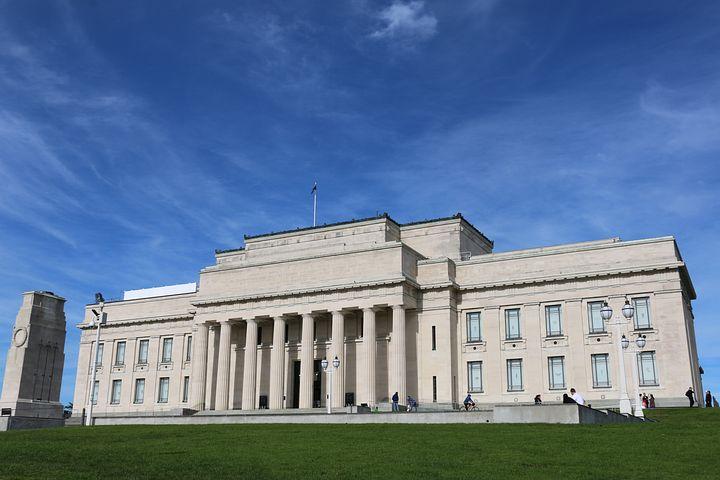Auckland Museum, Historic Building, Auckland Domain