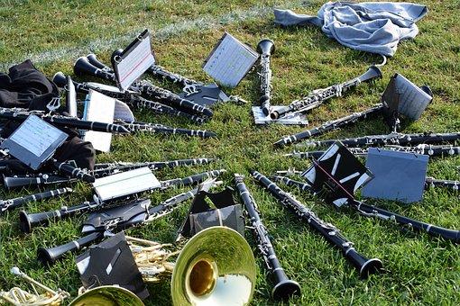 Clarinet, Instrument, Band, Equipment, Musical, Music