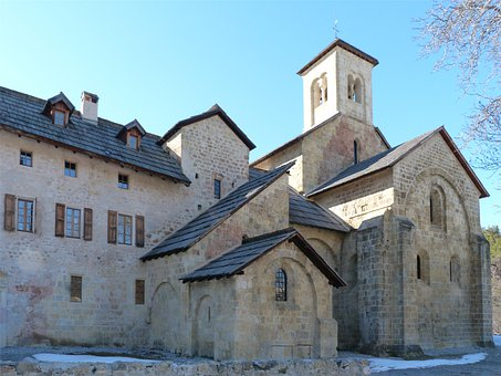 Abbey, Cistercian, Architecture, Roofing
