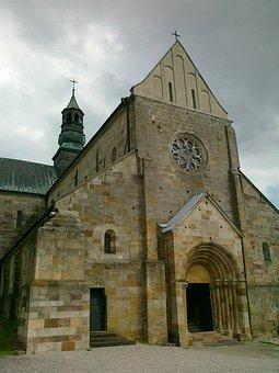 Sulejow, Abbey, Church, Cistercians, Poland