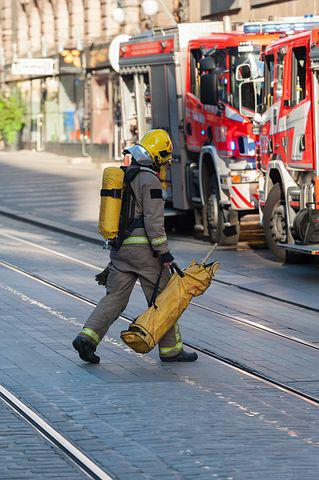Firefighter, Fire, Vvf