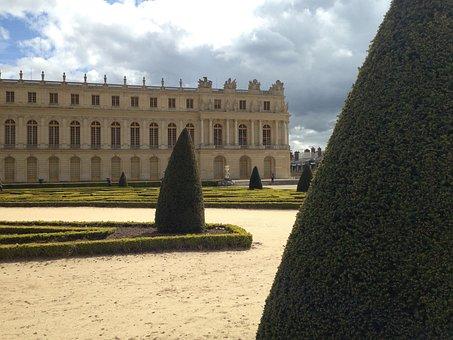 Versailles, Garden, Castle