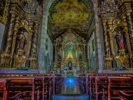 Church Madeira, Hdr, Funchal