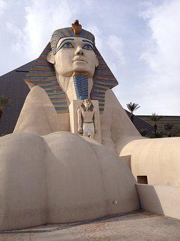 Luxor, Sphinx, Egypt, Vegas, Monument, Sightseeing