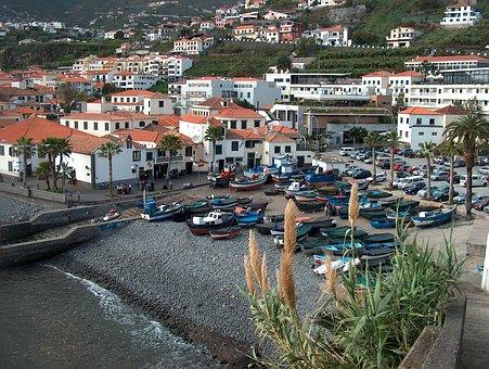 Câmara De Lobos, Marina, Madeira