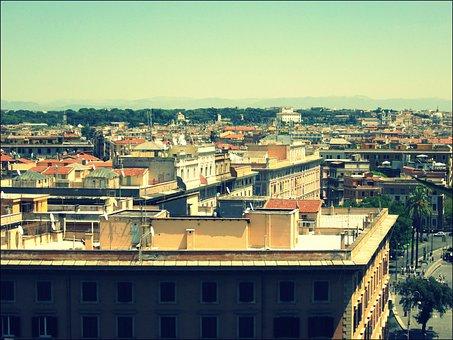 Rome, Italy, Vatican, Pope, Castello
