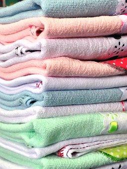 Cloths, Dish Cloth, Towels