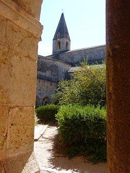 Monastery, Religion, Architecture, Monk, Building