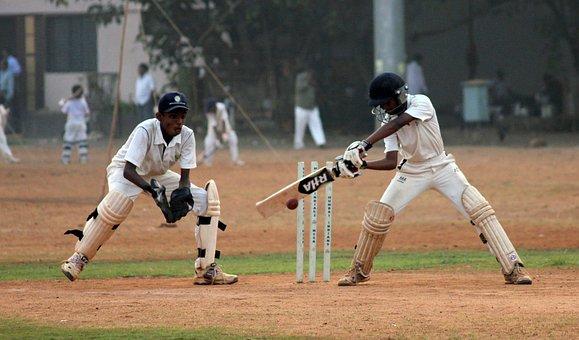 Wicketkeeper, Cricket, Batsman, Ball Game, India