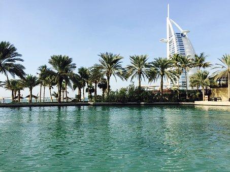 Dubai, Burj Al Arab, Burj, Emirates, Arab