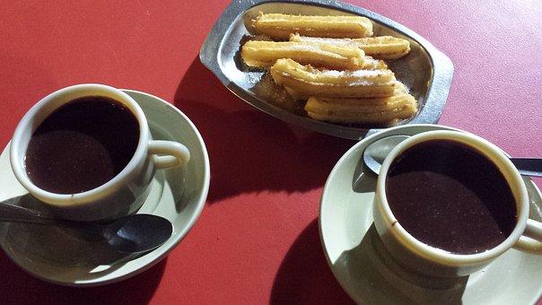 Picnic, Chocolate Undone, Churros, Breakfast