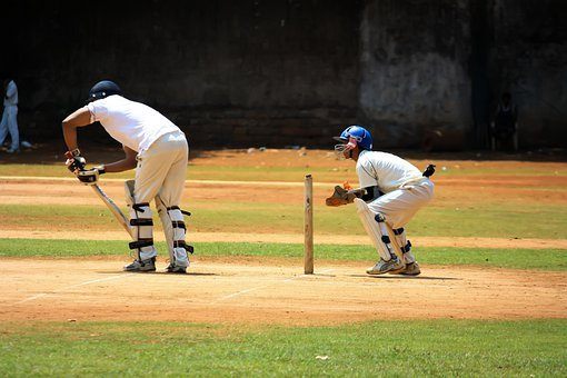 Cricket, Practice, Field, Sports, Cricketer, Defence