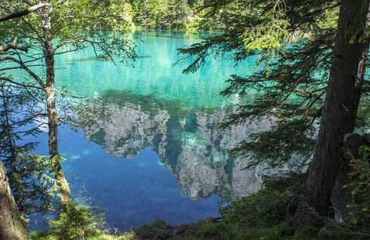 Green Lake, Tragöss, Upper Styria