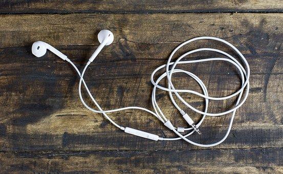 Headphones, Ipod, Iphone, Ipad, Music, Ears, Technology