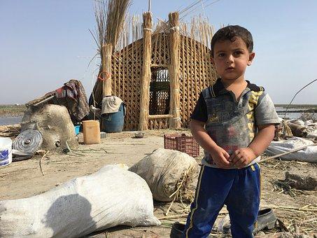 Marshes, Iraq, Nasiryah