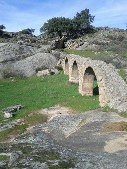Aqueduct, Plasencia, Mount, Bridge