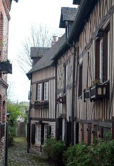 Lane, Pavement, Village, Old, Old Village