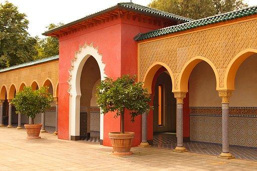 Oriental, Oriental Garden, Ornament
