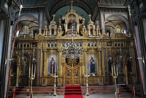 Istanbul, Turkey, Church, Orthodox, Bulgarian Church